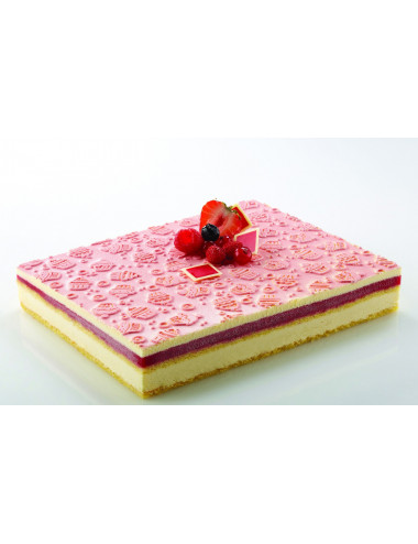 Tapis en silicone - Cup Cake