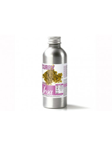 Curry naturel alimentaire Sosa - 50g