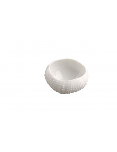 Oursin en porcelaine XL - lot de 3