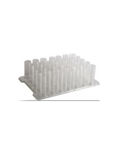 1000 Moules cylindriques ∅25mm x h100 mm
