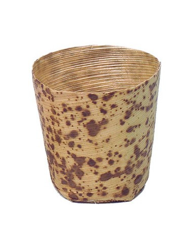 Pot Bambou - Lot de 100