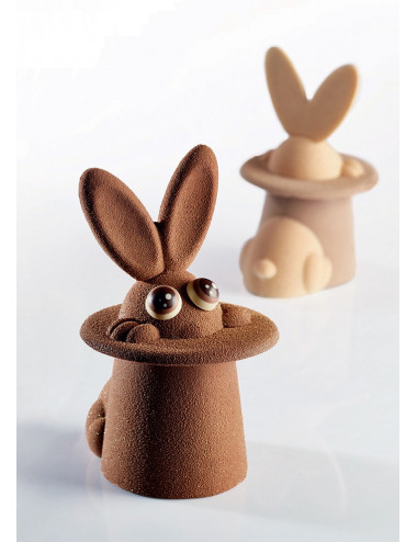Moules Thermoformés Magic Bunny- Kit pour 2 figurines