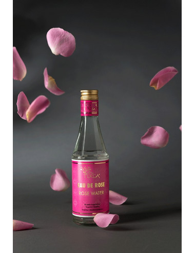 Eau de rose 100% naturelle - 300ml
