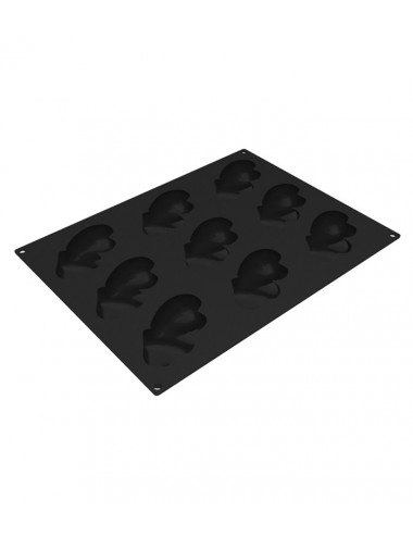 Moule silicone Beloved 300x400 mm -  Pavoni Italia