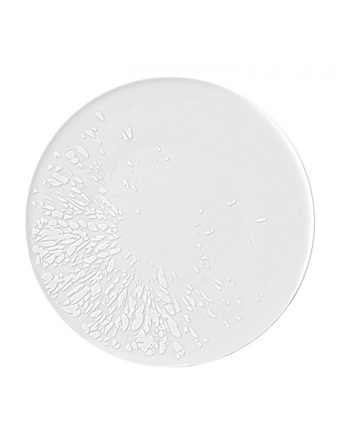 Assiette plate Agrume - 270 mm - Lot de 6