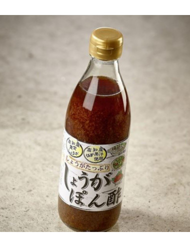 Ponzu au gingembre - 360ml