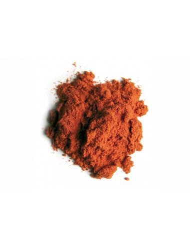 Colorant poudre orange brillant